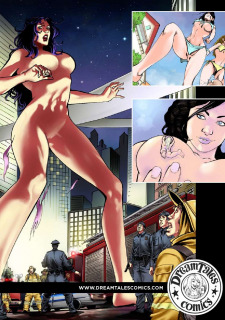 Yard Work 09 Dreamtales Giant Girl Porn Comix