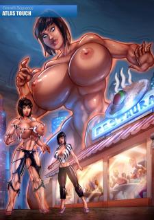 ZZZ- Sizeable Tales 5 Porn Comix